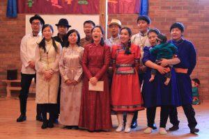 第6回東京モンゴル児童新年会