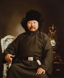 モンゴル国国家勲章受章者B・ハグワスレンが永眠