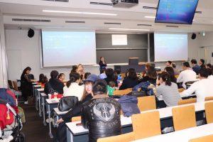 第二回モンゴル語・日本語弁論大会写真3