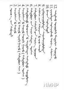 最新術語其の一(コロナ関連)―モンゴル語・日本語比較―
